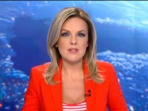 Transmisiune live, stricata de o girafa. Ce i-a putut face animalul unei jurnaliste NBC