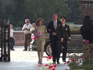 ceremonie Alba Iulia