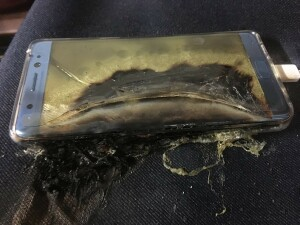 Samsung Galaxy Note 7 ars