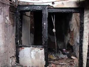 casa incendiata Brasov