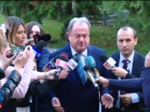 Vasile Blaga, pus sub control judiciar, ar fi luat 700.000 euro