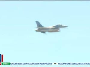 Sase din cele 12 avioane F-16 cumparate din Portugalia au ajuns la noi. Suma pe care statul roman a platit-o