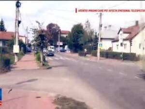 Copil lovit mortal de o masina pe zebra, in Suceava. Parintii sustin ca politistii l-au declarat vinovat pe cel mic