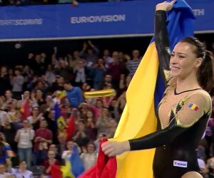 Catalina Ponor, campionana europeana la barna, campionatul european de gimnastica de la cluj, larisa iordache