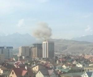 Explozie ambasada Chinei din Biskek
