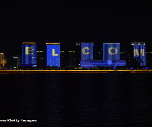 Hangzhou, China - GETTY