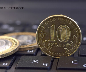 ruble tastatura