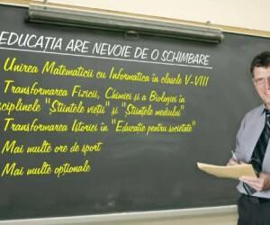 educatie, schimbare