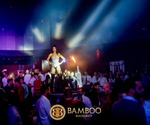 Fotografie Clubul Bamboo artificii