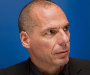 Yanis Varoufakis cover - GETTY