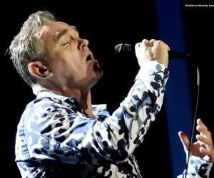 Morrissey - GETTY