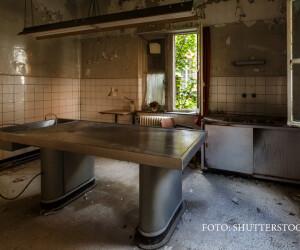 spital murdar dezafectat