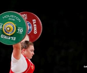 atleta din Rusia