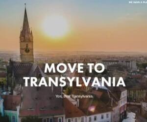 Move to Transylvania