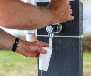 Apa potabila pentru clujeni pe durata caniculei
