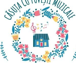 """""""Casuta cu Povesti Muzicale""""! Unul dintre cele mai frumoase spectacole pentru copii, adus pe scena neconventionala a scolii"""