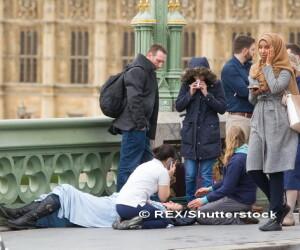 femeie musulmana, atac terorist, londra