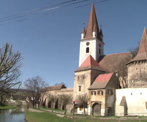 Transilvania, biserica fortificata