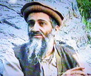 Osama ben Laden - GETTY