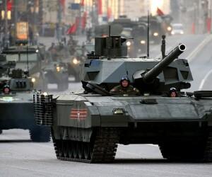 tancuri, moscova, parada