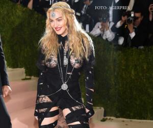 Madonna la Met Gala 2016