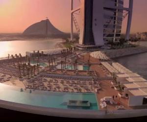 insula artificiala din Dubai