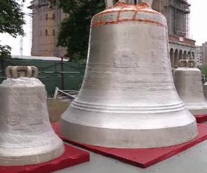 clopote Catedrala Mantuirii Neamului