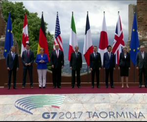 summit G7, Taormina