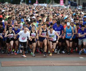 Maraton Bucuresti, competitie, trafic, restrictii