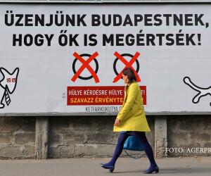 afis referendum Ungaria