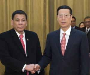 rodrigo duterte premier china