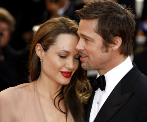 Angelina Jolie si Brad Pitt - Getty