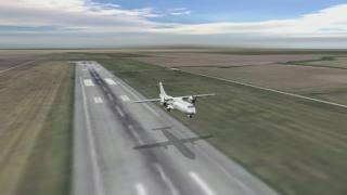 Avion grafica