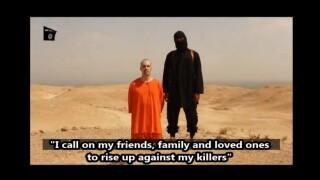 Teroristii din Statul Islamic au publicat o inregistrare VIDEO cu decapitarea unui jurnalist american. Casa Alba e ingrozita