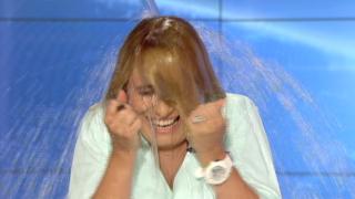 Andreea Esca, Ice Bucket Challenge