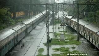 Trenuri India - Getty