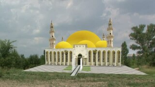 Animatie Mega Moschee