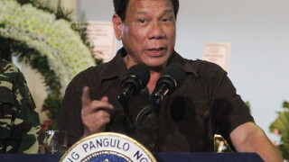 Rodrigo Duterte - AGERPRES