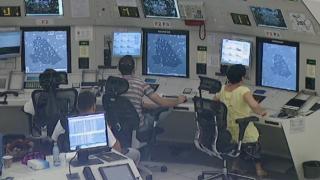 controlori trafic aerian