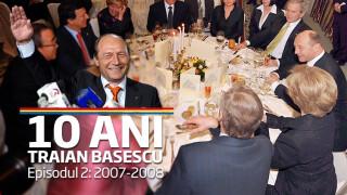 10 ani, Traian Basescu