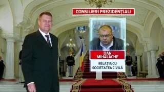 Dan Mihalache, Klaus Iohannis