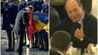 Traian Basescu, bere