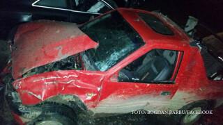 accident Valcea DN7