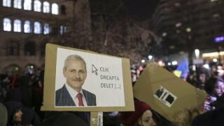proteste fata de legea gratierii