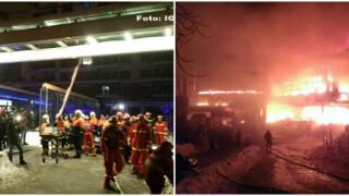 incendiu in clubul Bamboo cover