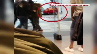 Accident mall