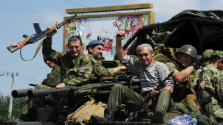 militanti prorusi ucraina