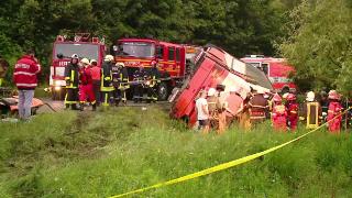 accident autocar