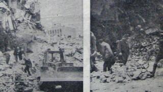 Cutremur 1977 - COVER