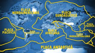 placi tectonice pe glob
